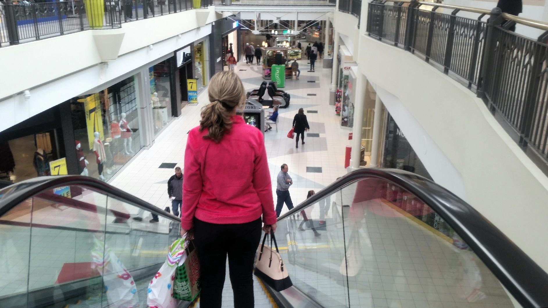 Conscience du shopping