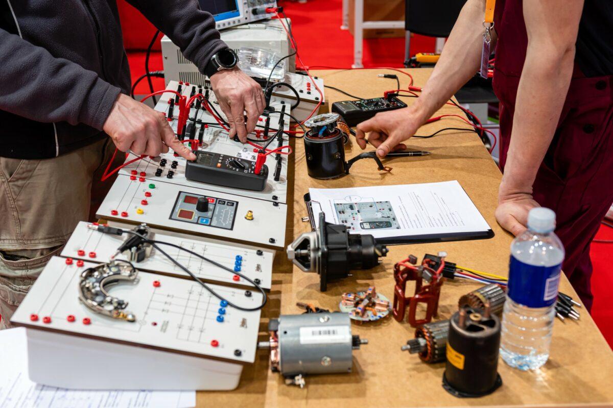 Formation mécanique pour les étudiants